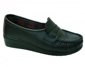 کفش چرم طبی 2