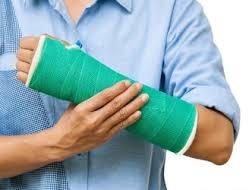 شکستگی مچ دست.1
