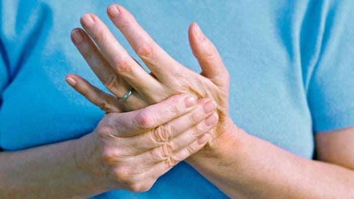 علائم آرتروز مچ دست