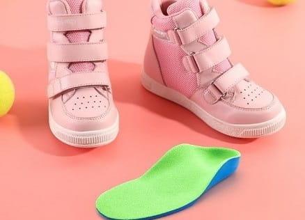 اجزای کفش طبی کودک min - کفش طبی کودکان: درمان اختلالات کف و مچ پای بچه ها با کفش