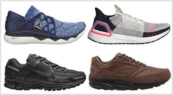 کفش ورزشی از انواع کفش طبی